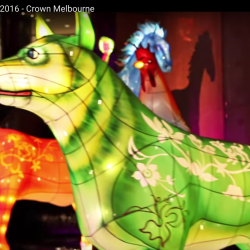2016 Chinese Lunar New Year Display